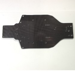 (CW-084-03) RC 10 Trailing Arm CARBON FIBER CHASSIS 3MM