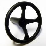 AX80129-3 Roll Cage Top - Standard Steering Wheel