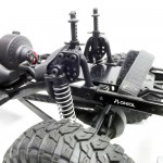 Axial SCX10 Shock Mounts Adjustable Carbon Fiber