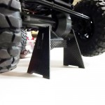 (CW130-10) Axial SCX10 Axle Stands