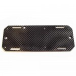 Carbon Fiber Battery Tray For Axial AX30483 Raplacement