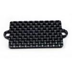 (CW-097) Kyosho Tomohawk Scorpion Tranny Plate Carbon Fiber Cox